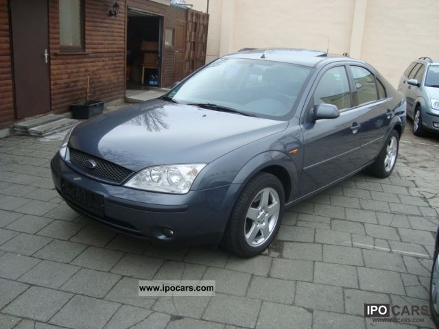 Ford Mondeo 2.0 2002 photo - 4