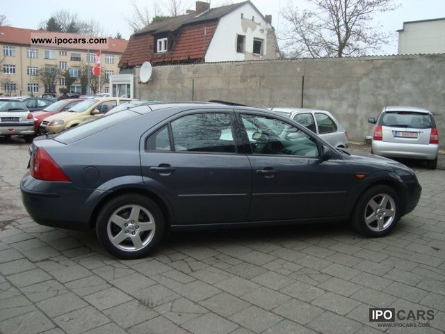 Ford Mondeo 2.0 2002 photo - 6