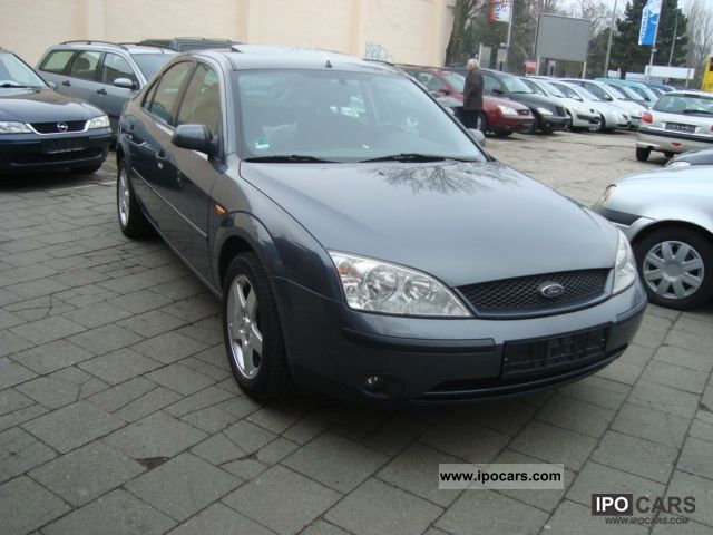 Ford Mondeo 2.0 2002 photo - 7