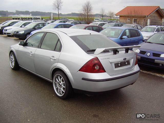 Ford Mondeo 2.0 2002 photo - 8