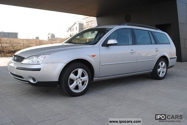 Ford Mondeo 2.0 2002 photo - 9