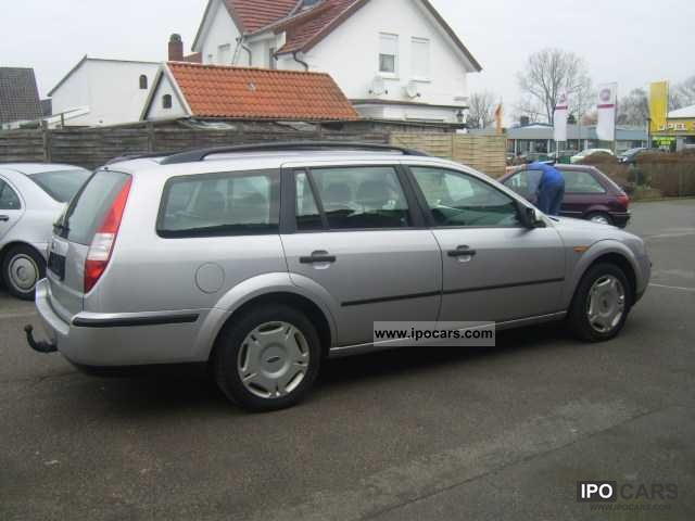 Ford Mondeo 2.0 2003 photo - 10