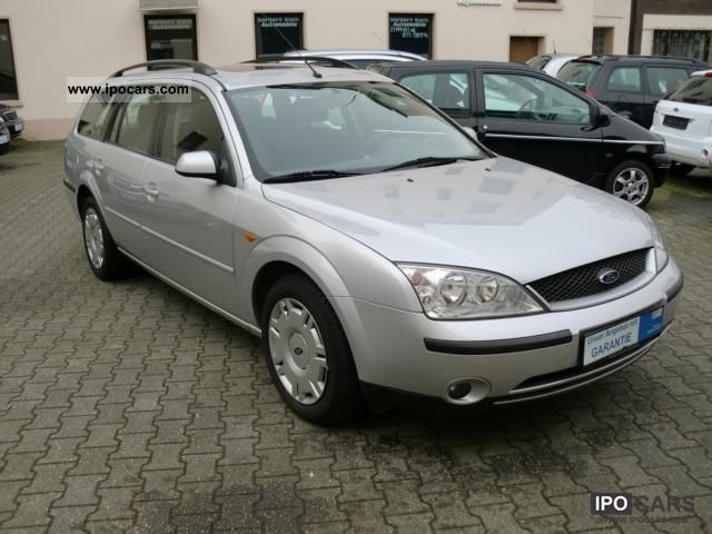 Ford Mondeo 2.0 2003 photo - 12