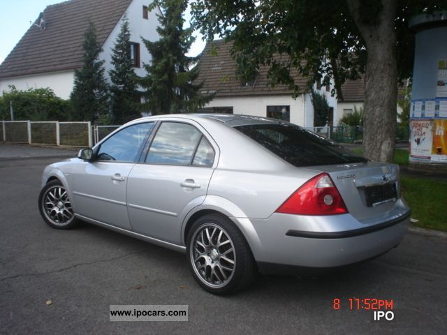 Ford Mondeo 2.0 2003 photo - 2