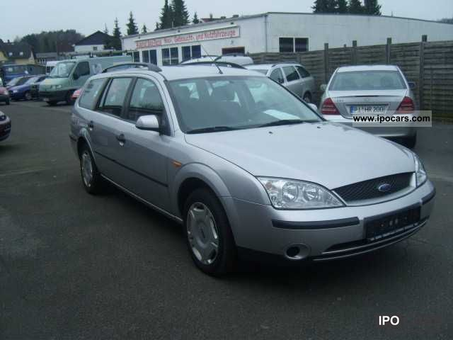 Ford Mondeo 2.0 2003 photo - 3