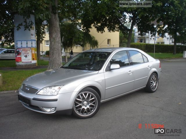 Ford Mondeo 2.0 2003 photo - 4