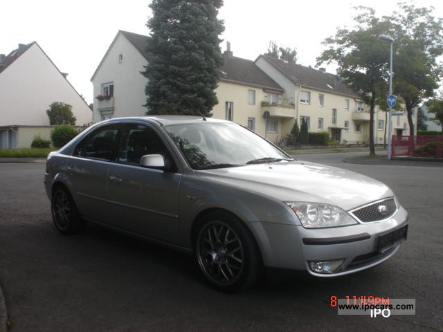 Ford Mondeo 2.0 2003 photo - 5