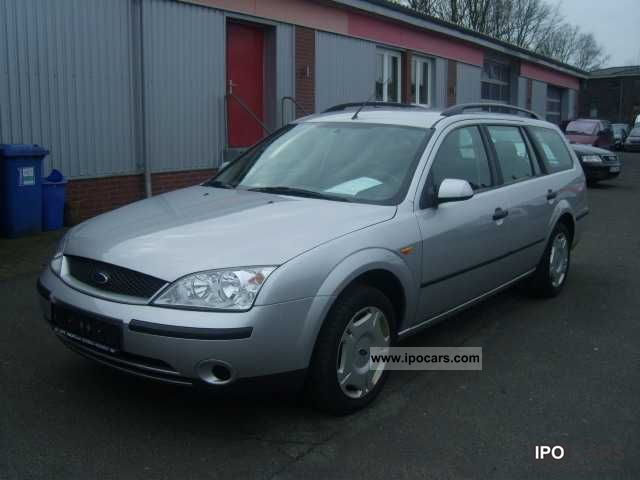 Ford Mondeo 2.0 2003 photo - 8