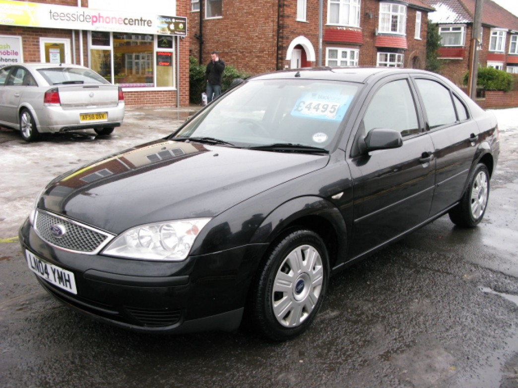 Ford Mondeo 2.0 2004 photo - 1