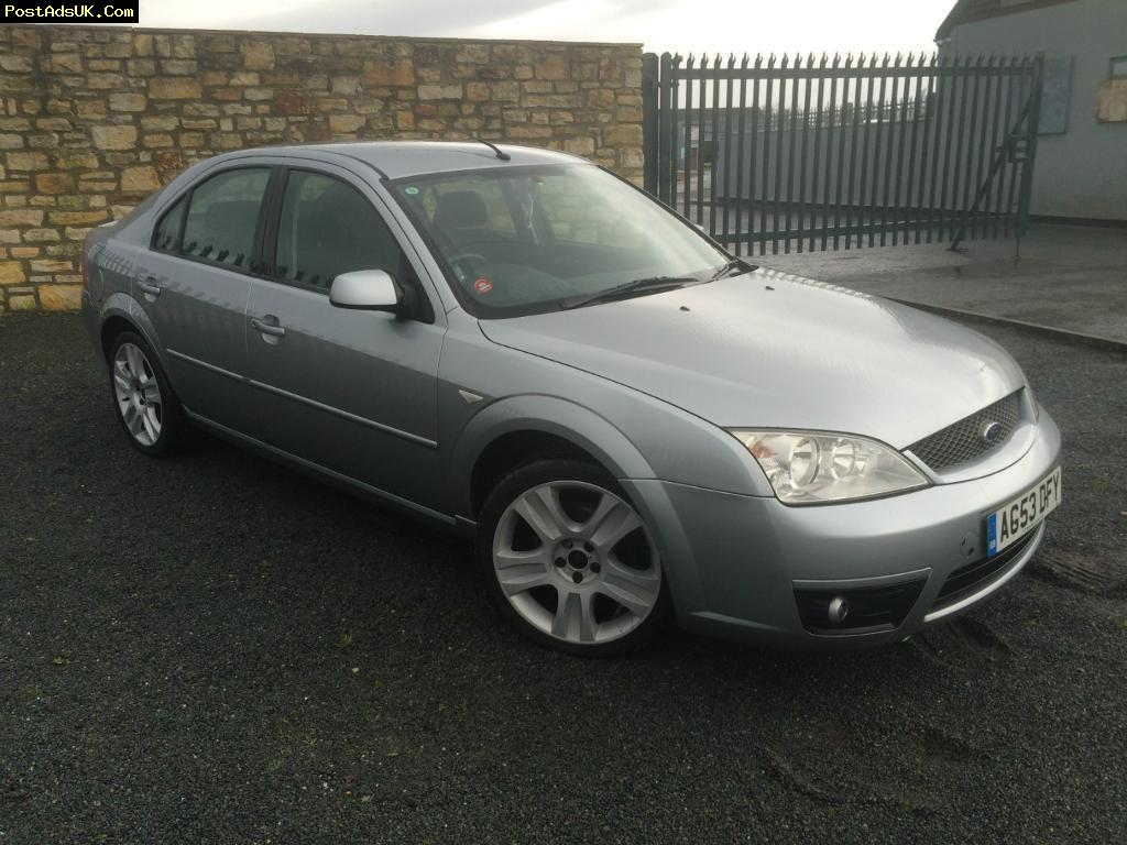 Ford Mondeo 2.0 2004 photo - 10