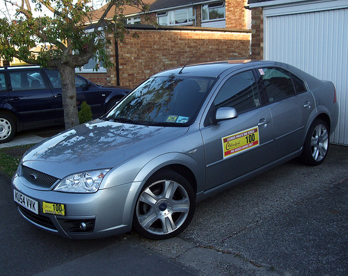 Ford Mondeo 2.0 2004 photo - 11