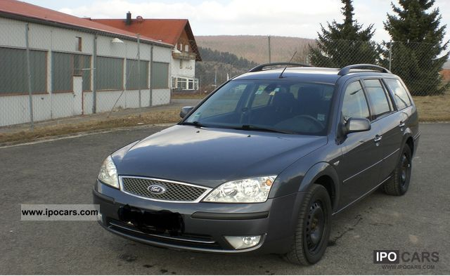 Ford Mondeo 2.0 2004 photo - 5