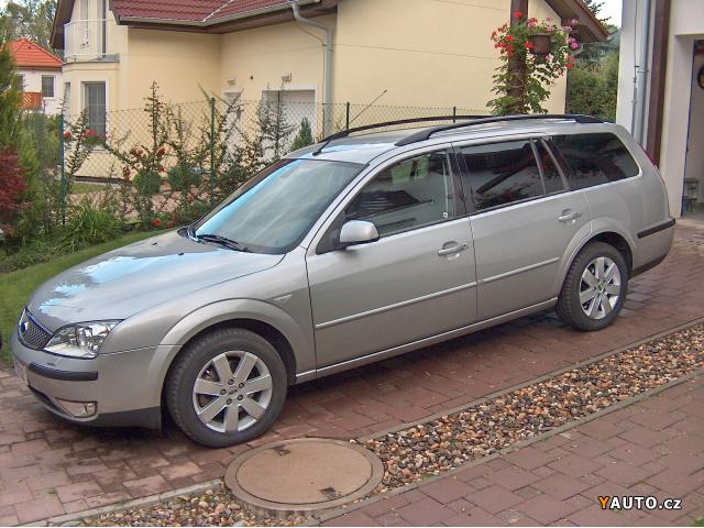 Ford Mondeo 2.0 2004 photo - 6