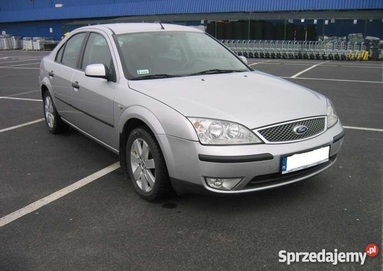 Ford Mondeo 2.0 2004 photo - 7
