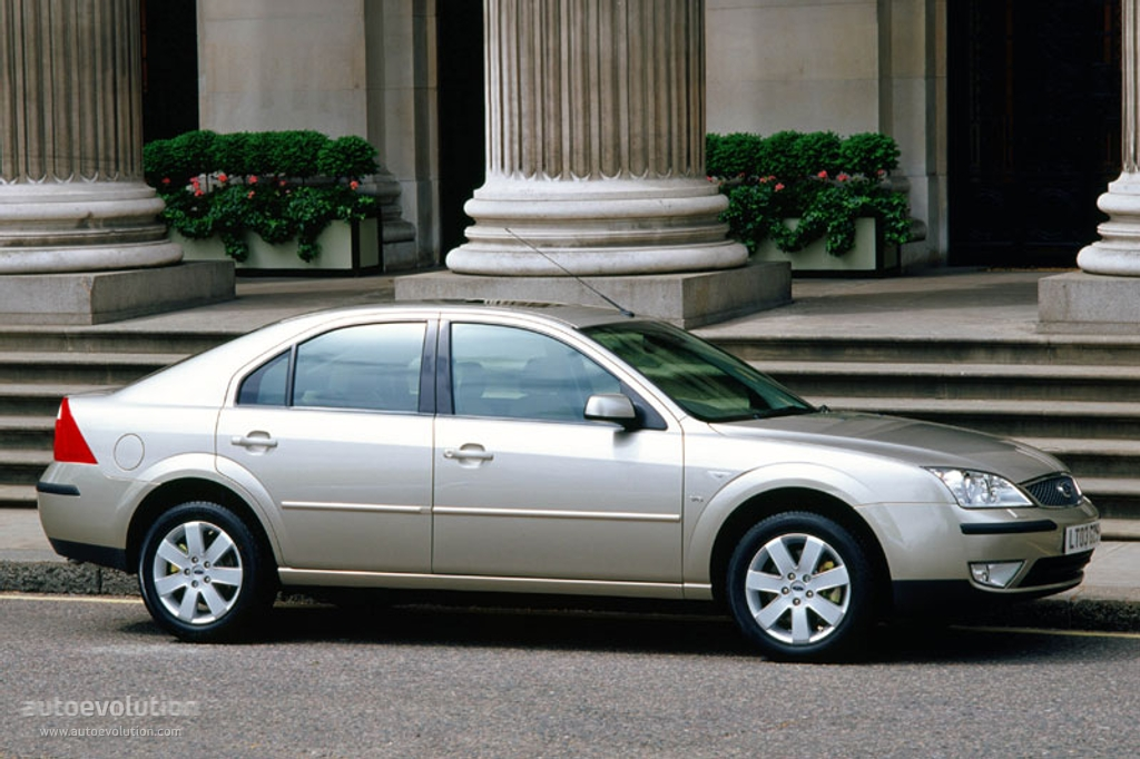 Ford Mondeo 2.0 2005 photo - 1