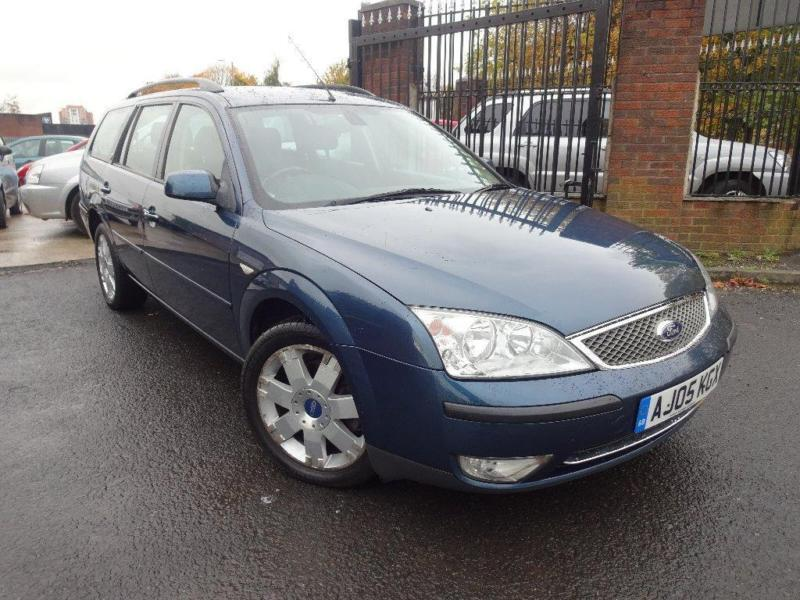 Ford Mondeo 2.0 2005 photo - 6