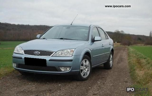 Ford Mondeo 2.0 2006 photo - 1