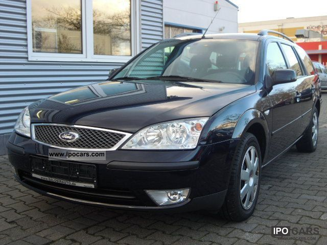 Ford Mondeo 2.0 2006 photo - 12