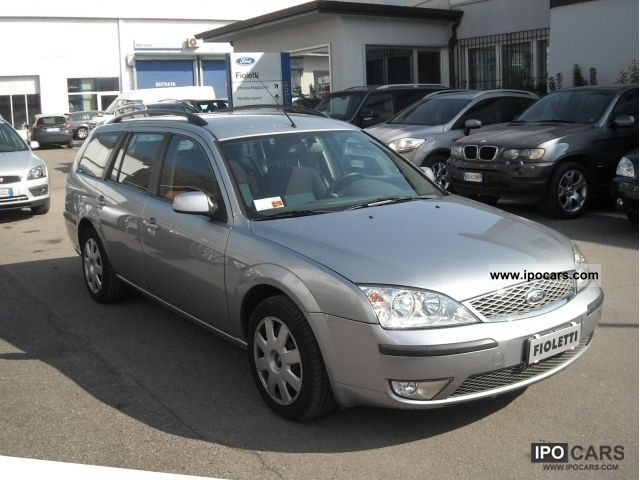 Ford Mondeo 2.0 2006 photo - 2