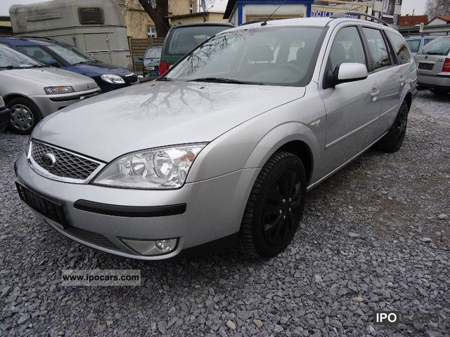 Ford Mondeo 2.0 2006 photo - 5