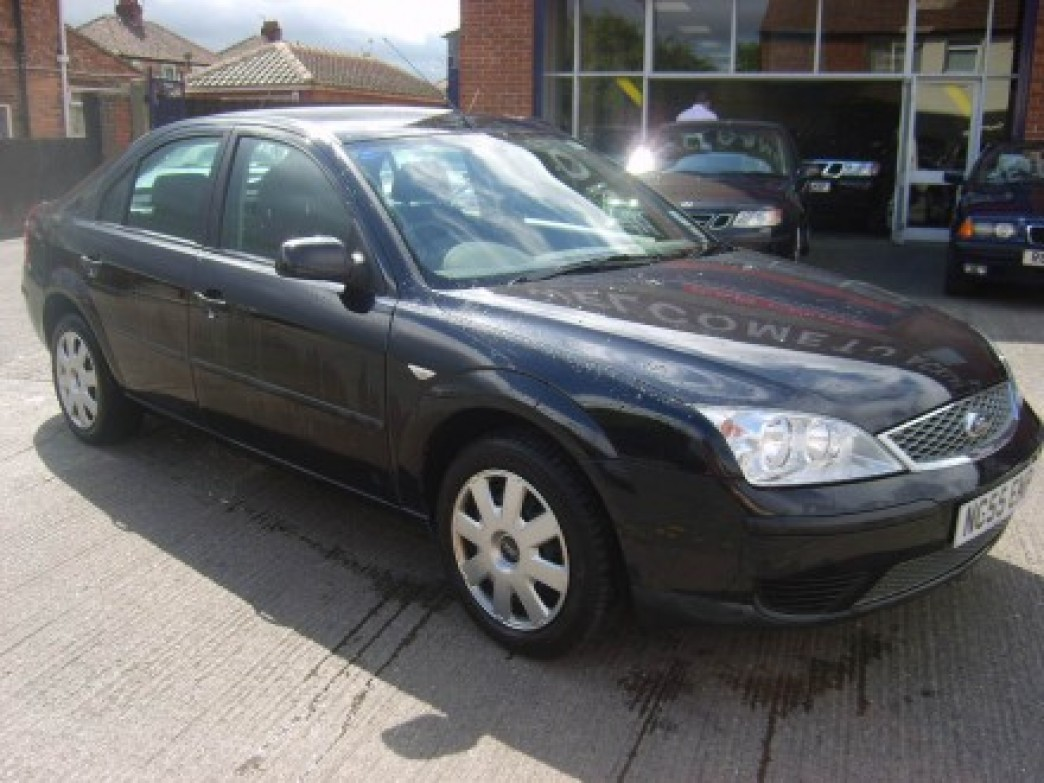 Ford Mondeo 2.0 2006 photo - 6
