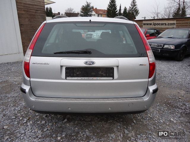Ford Mondeo 2.0 2006 photo - 7