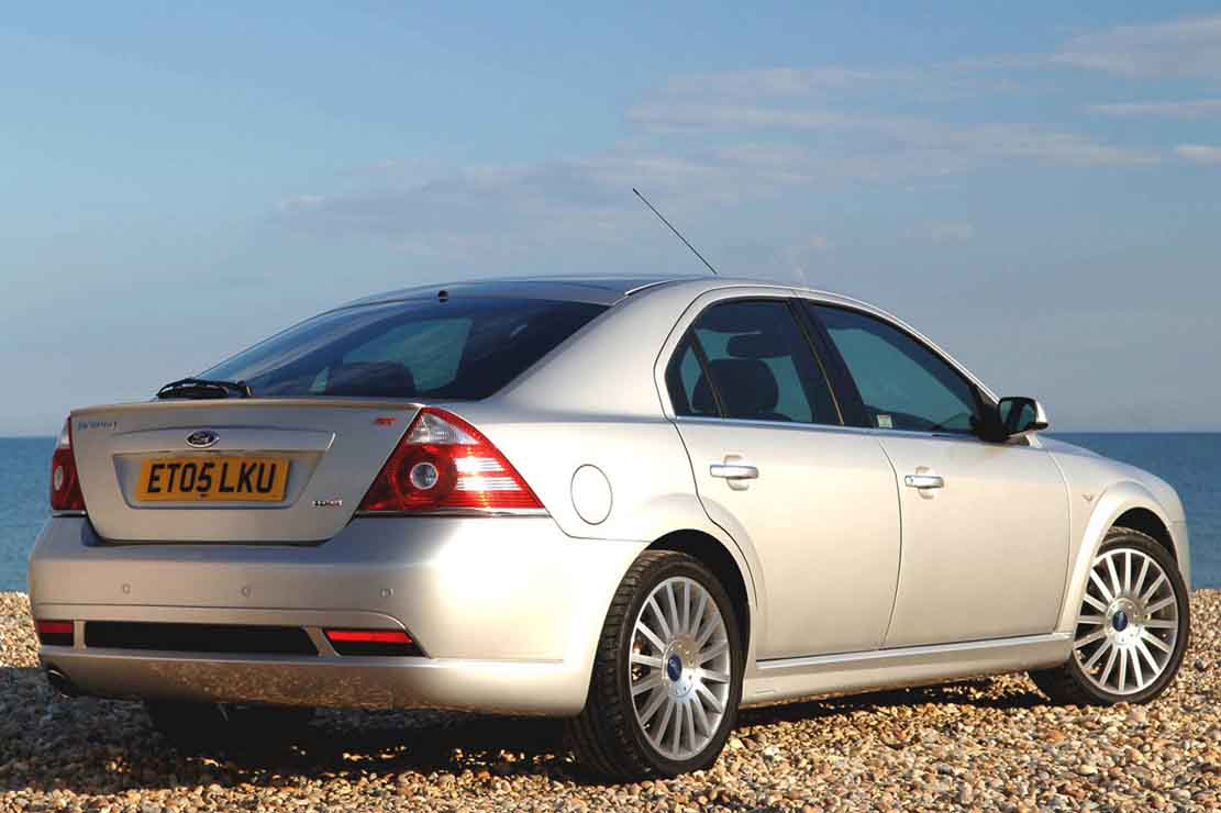 Ford Mondeo 2.0 2006 photo - 9