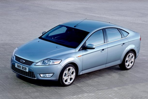 Ford Mondeo 2.0 2007 photo - 10