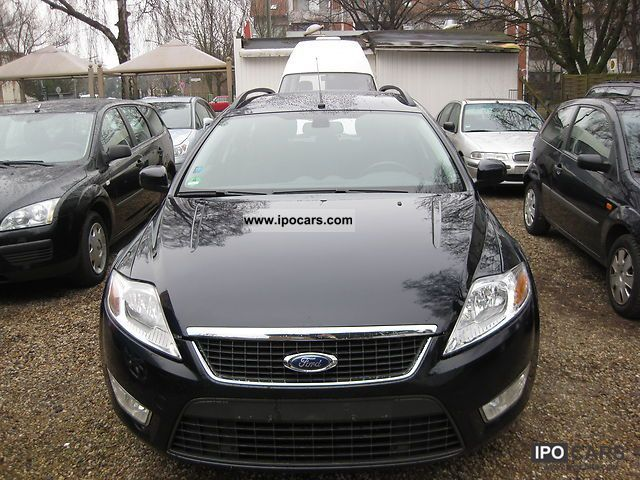 Ford Mondeo 2.0 2007 photo - 12