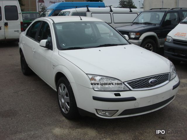 Ford Mondeo 2.0 2007 photo - 4