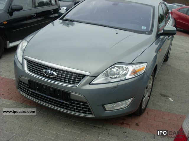 Ford Mondeo 2.0 2007 photo - 5