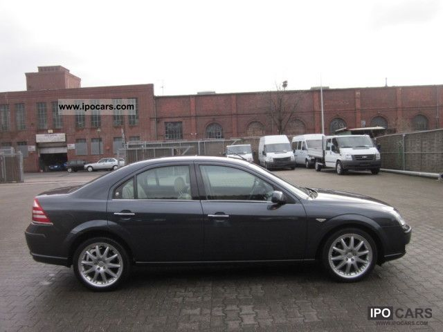 Ford Mondeo 2.0 2007 photo - 7