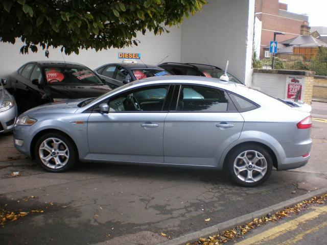 Ford Mondeo 2.0 2007 photo - 8