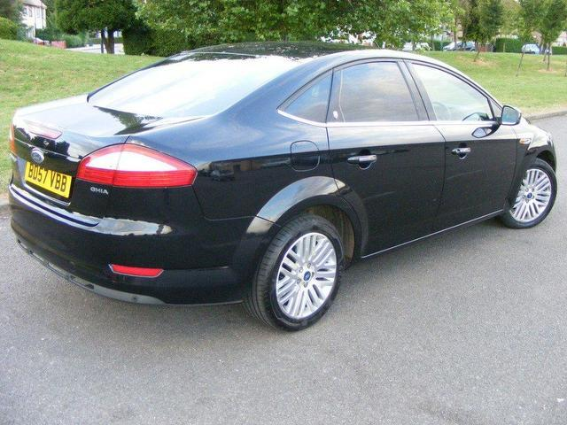 Ford Mondeo 2.0 2007 photo - 9