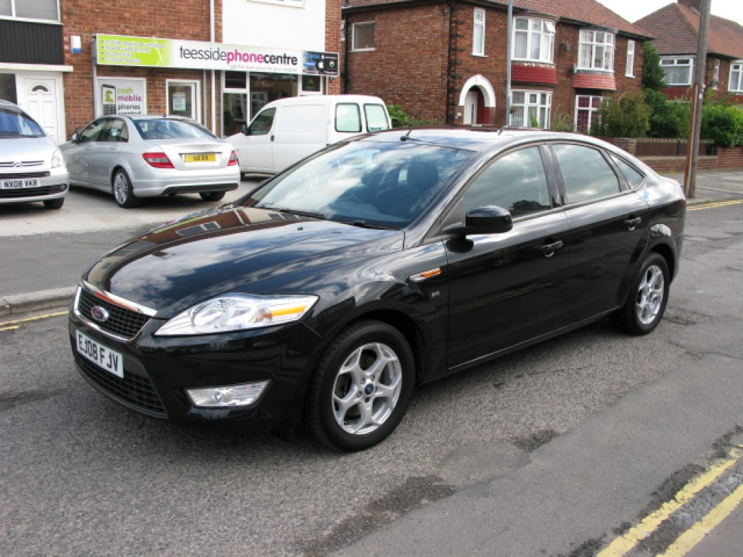 Ford Mondeo 2.0 2008 photo - 1