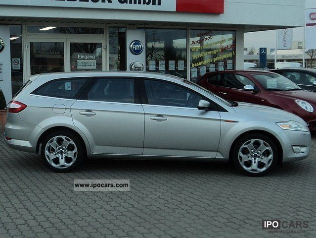 Ford Mondeo 2.0 2008 photo - 10