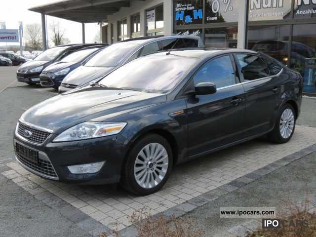 Ford Mondeo 2.0 2008 photo - 11