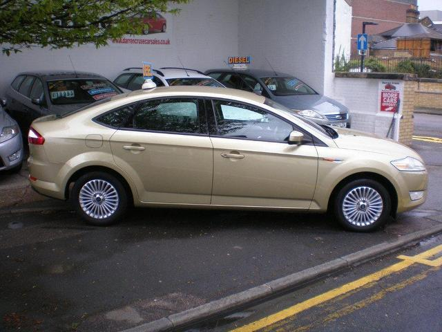 Ford Mondeo 2.0 2008 photo - 12