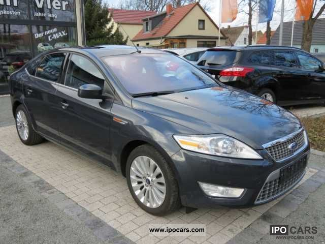 Ford Mondeo 2.0 2008 photo - 2