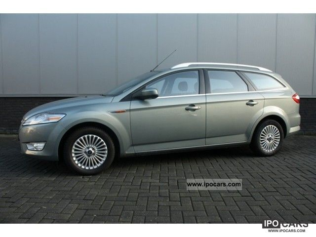 Ford Mondeo 2.0 2008 photo - 4