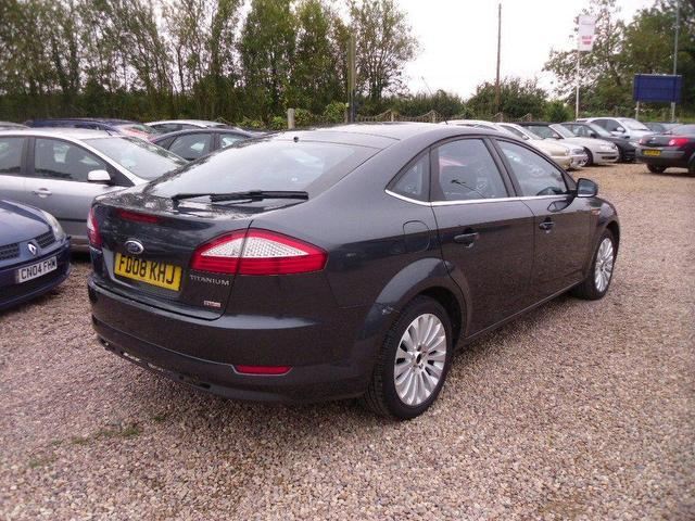 Ford Mondeo 2.0 2008 photo - 5