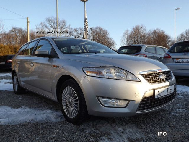 Ford Mondeo 2.0 2008 photo - 7