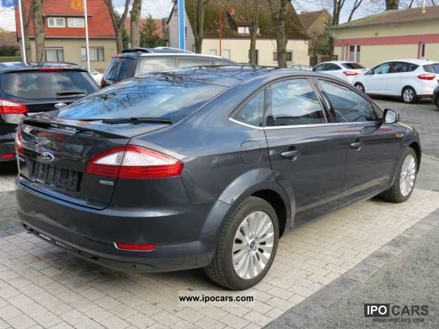 Ford Mondeo 2.0 2008 photo - 9