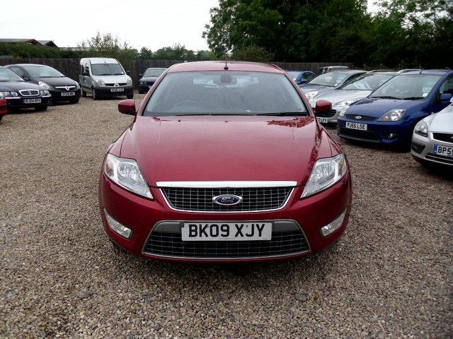 Ford Mondeo 2.0 2009 photo - 9