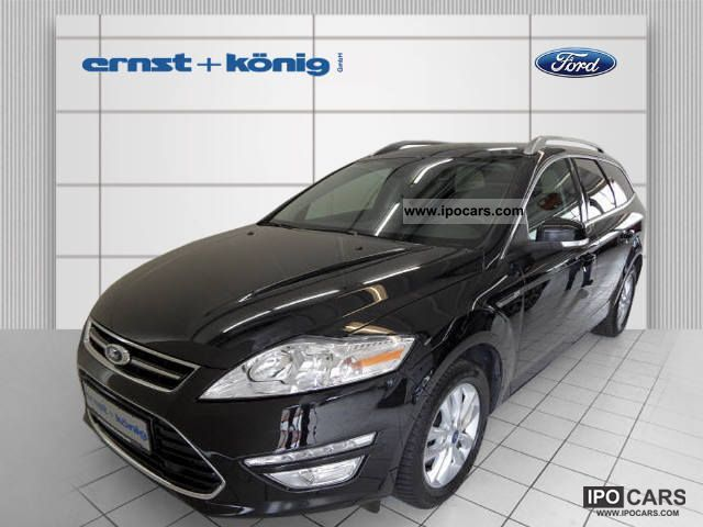 Ford Mondeo 2.0 2010 photo - 10