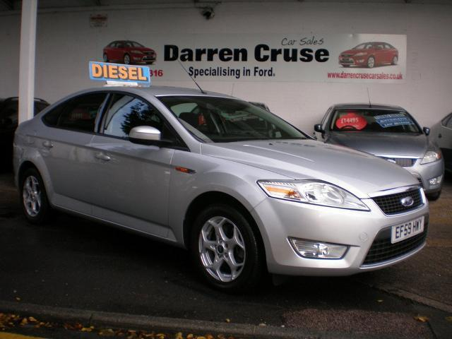 Ford Mondeo 2.0 2010 photo - 4