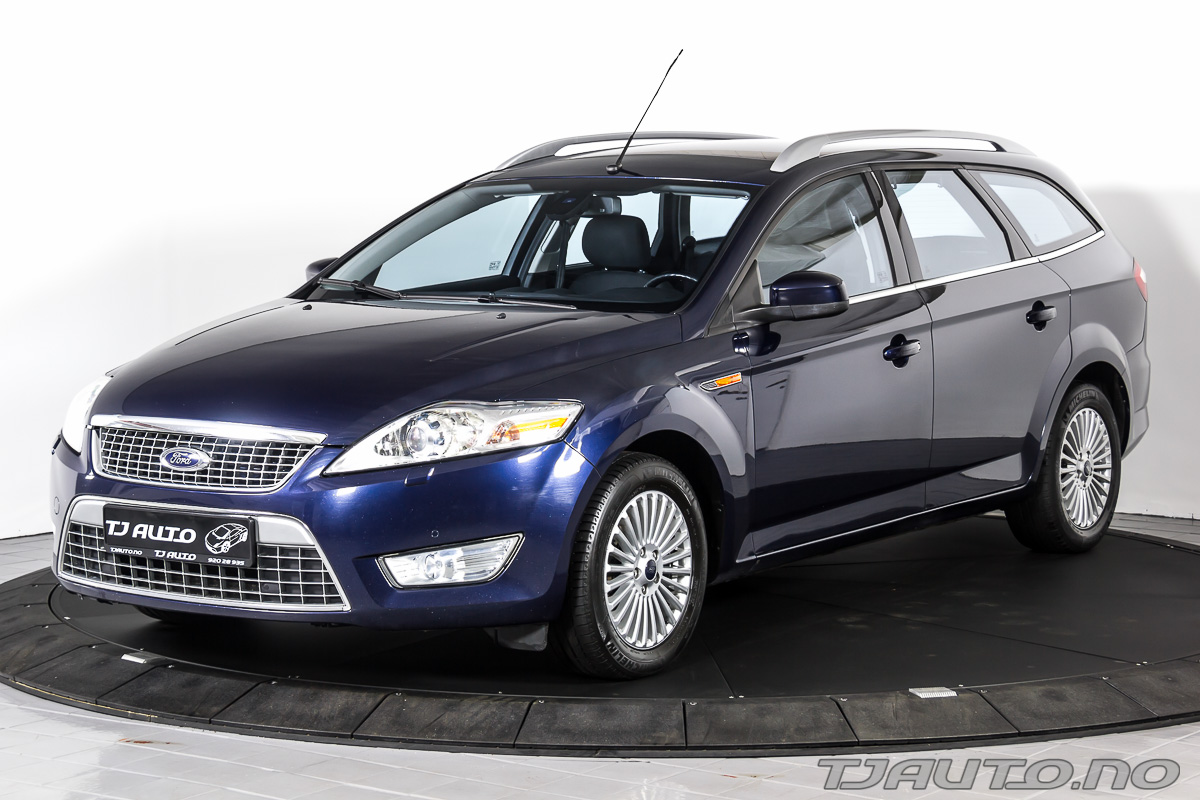 Ford Mondeo 2.0 2011 photo - 12