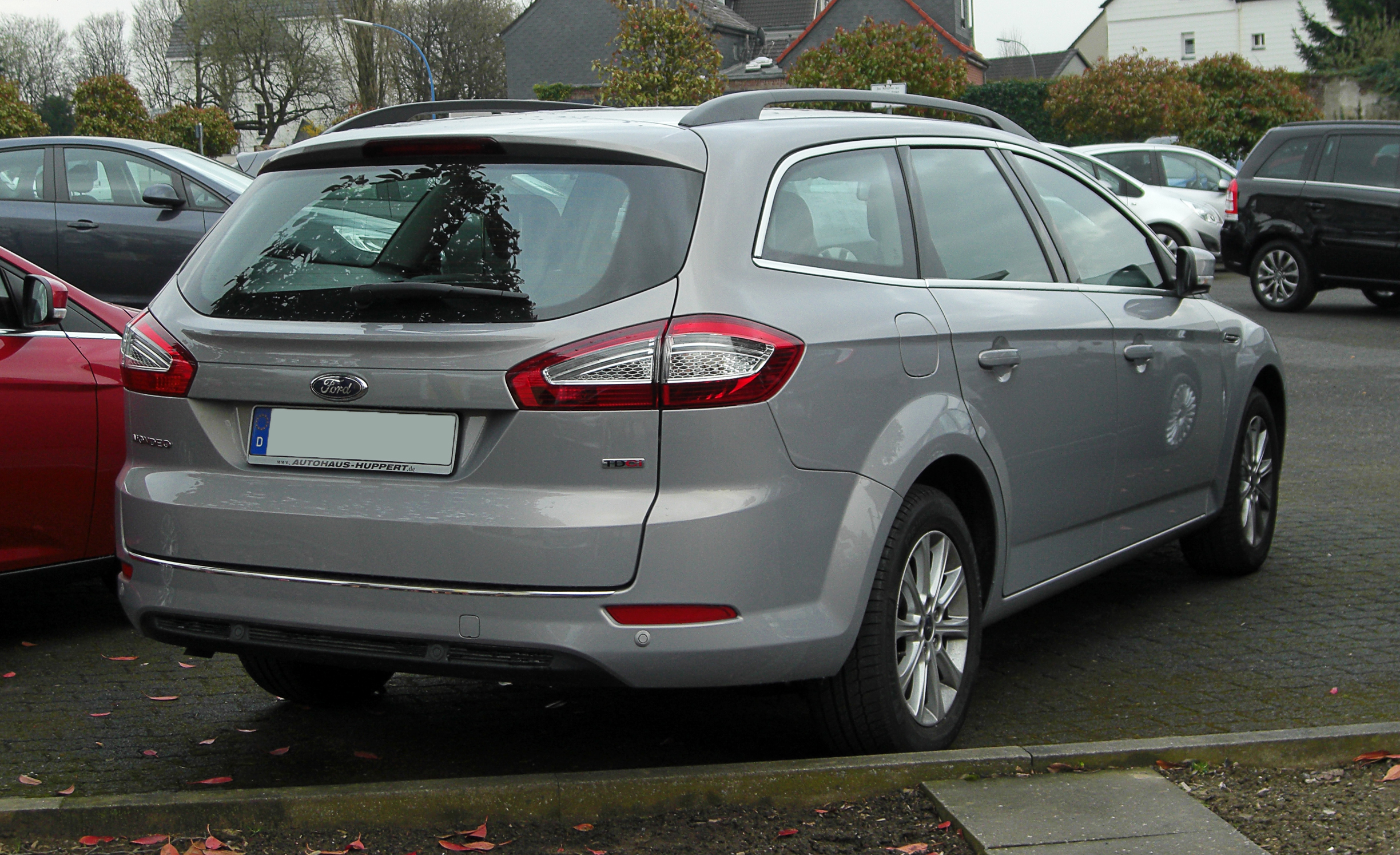 Ford Mondeo 2.0 2011 photo - 3