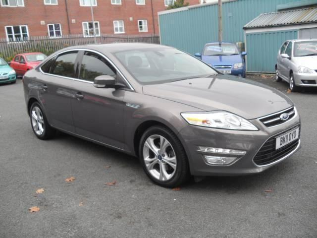 Ford Mondeo 2.0 2011 photo - 4