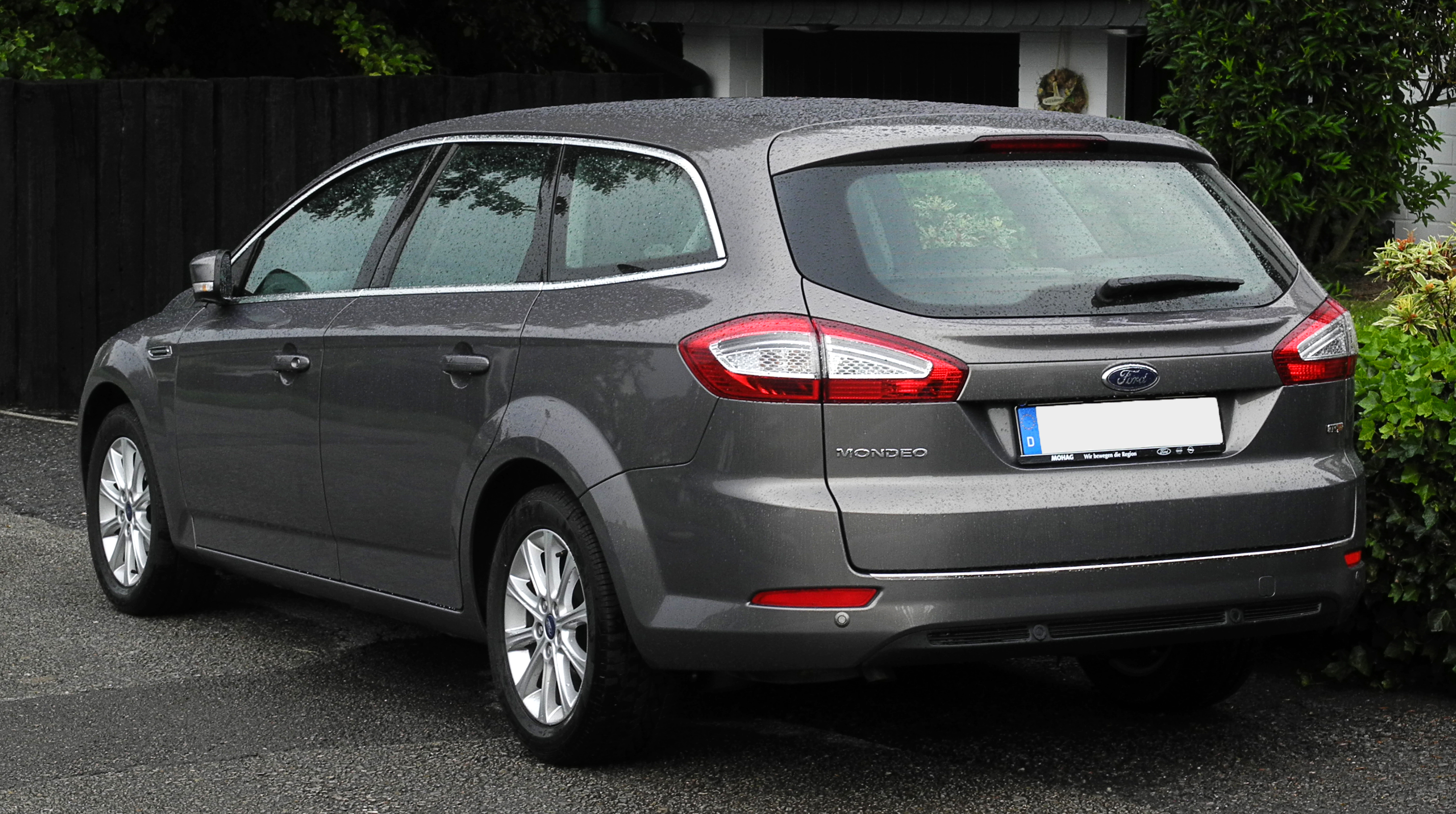 Ford Mondeo 2.0 2011 photo - 5